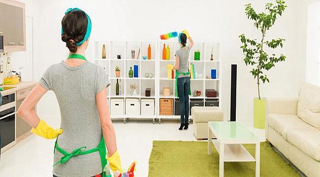 Ev İşleriyle İlgilenecek Kadın Yardımcı Aranıyor