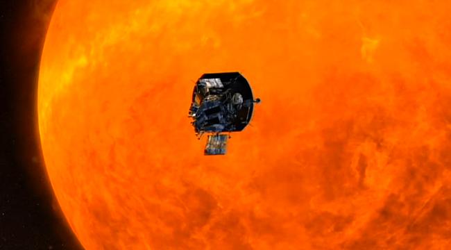 Güneş'in atmosferine gönderilecek uzay aracı