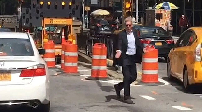 Harrison Ford trafik polisi olursa...