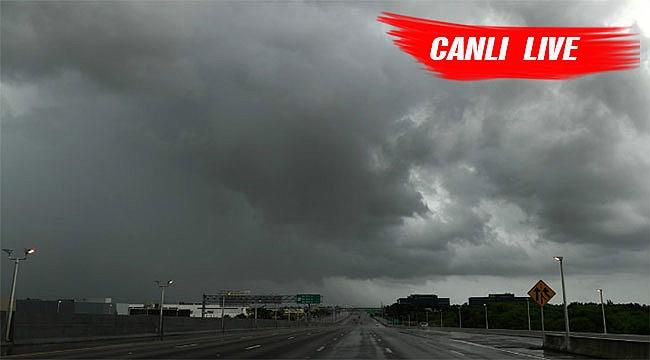 Irma Kasırgası CANLI İzleyin