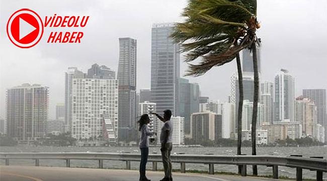 Irma Kasırgası Florida da