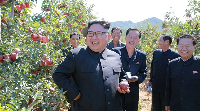 Kim Jong-un just introduced a lot of people to a new word