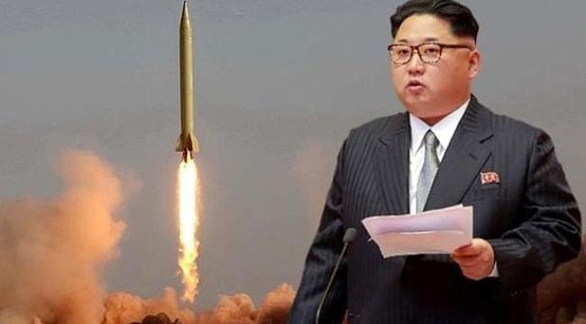 Kuzey Kore'de Deprem