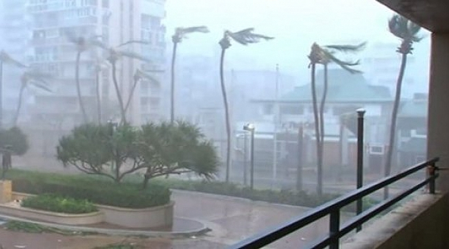 Maria Kasırgası Dominik'e ulaştı 20 ölü