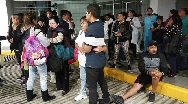 Meksika'da 8 şiddetinde Deprem