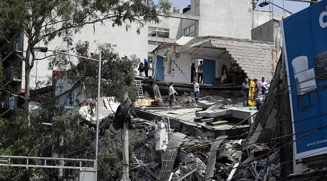 Meksika'daki Depremde Ölü Sayısı 140'ı geçti