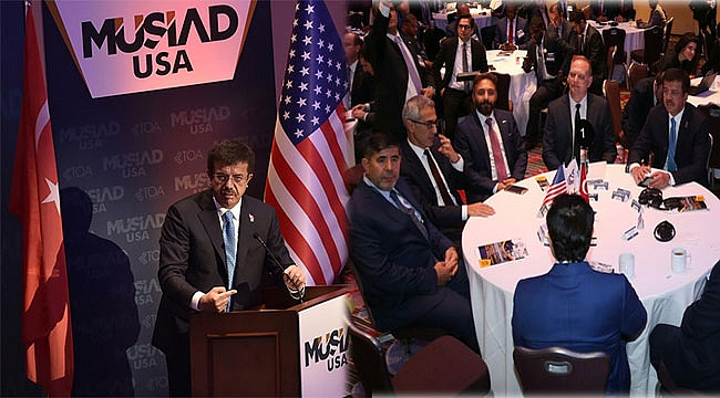 MUSIAD USA'dan New York'ta İş Zirvesi