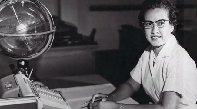 NASA'nın 'bilgisayar kadını': Katherine Johnson