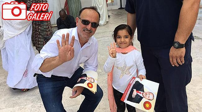 New York'ta ki Türkler Erdoğan'a Hazırlanıyor