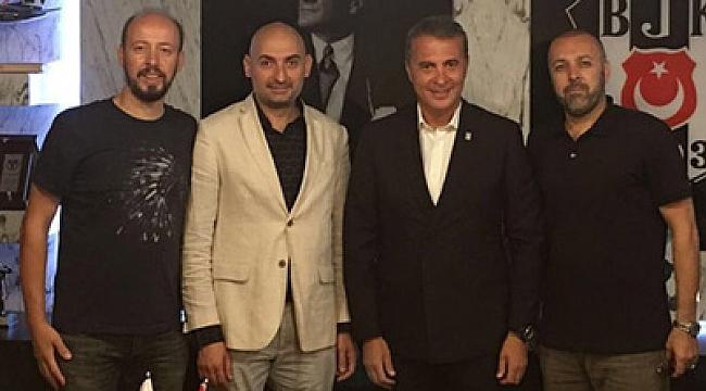 Orman, Beşiktaş USA'in şampiyonluk balosuna katılacak