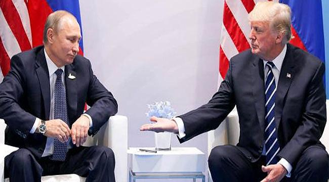 Putin: Trump Damat Değil Ben de Gelin Değilim