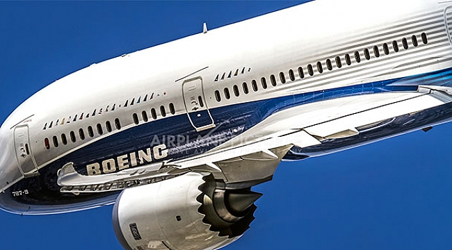 THY Boeing'ten Dev 789 Dreamliner Alacak