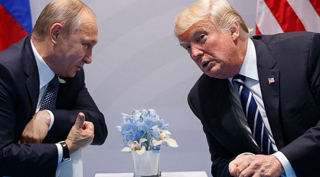 Trump is 'not my bride,' Russian President Vladimir Putin says