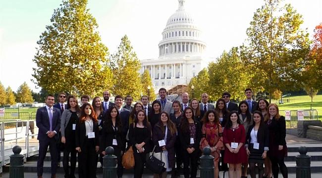Türk Amerikan Gençleri Washington'da Toplanıyor
