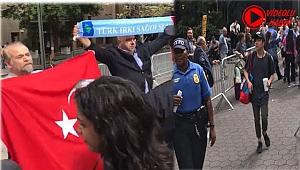 Türkiye Aleyhtarı Eylemi Türkler Bastı