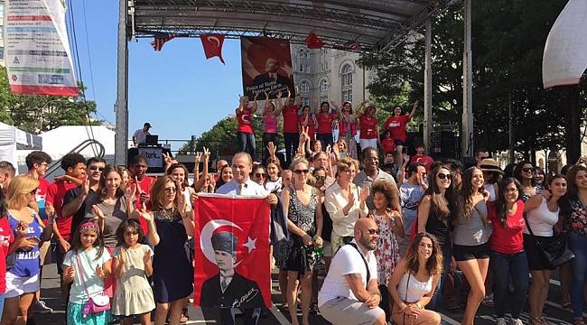 Washington Türk Festivalinden Renkli Görüntüler