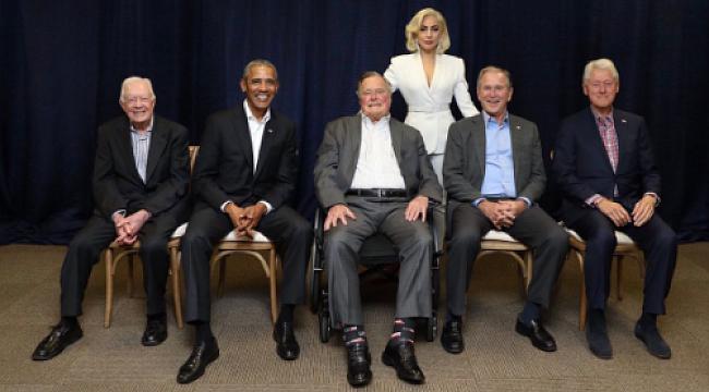5 Eski Başkan Kasırga Kampanyasına Katıldı