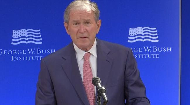 ABD'de Gündem George Bush