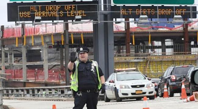 ABD'de Kızgın Yolcu Havaalanını Tahliye Ettirdi