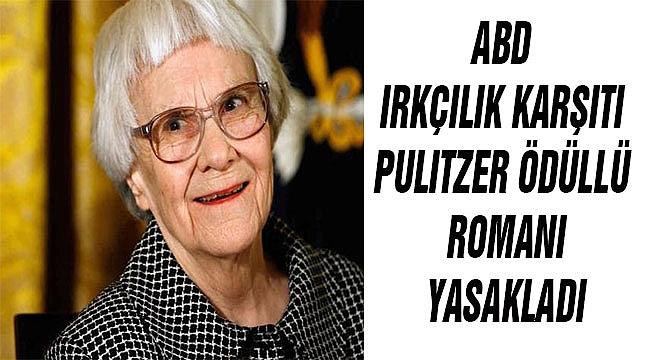 ABD'de Pulitzer ödüllü roman yasaklandı
