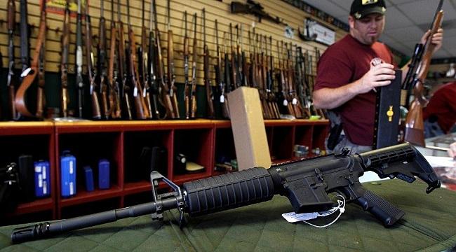 ABD'de silah dükkanı sayısı Starbucks'tan fazla