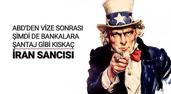 ABD'den Türk Bankalarına Ceza Geliyor