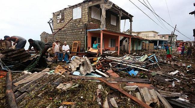 ABD Ekonomisini Kasırga Vurdu