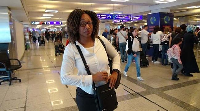 ABD Vatandaşları Havaalanından Geri Döndü