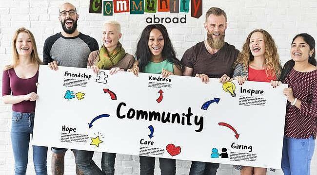 Amerika'da ki Türklerin Facebook'u: Community Abroad