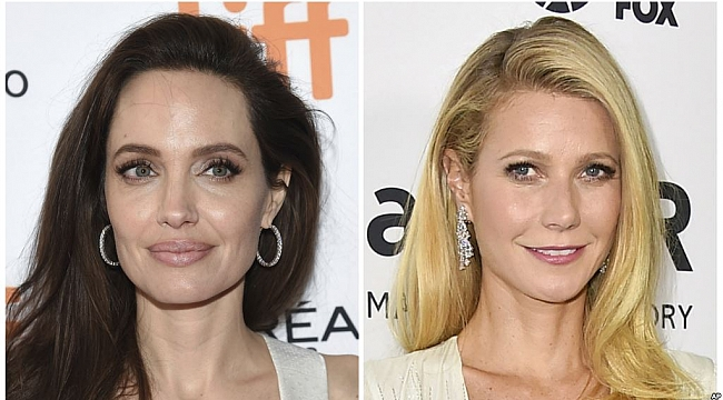 Angelina Jolie ve Gwyneth Paltrow da Taciz Mağduru'