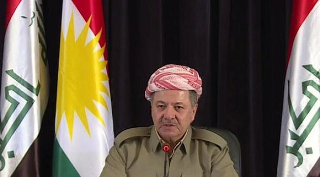 Barzani Görevinden İstifa Etti