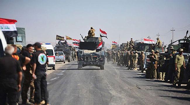 Barzani Ordusu Kerkük'ten Çekildi