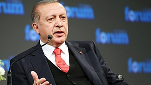 Cumhurbaşkanı Erdoğan'dan ABD'ye Rest