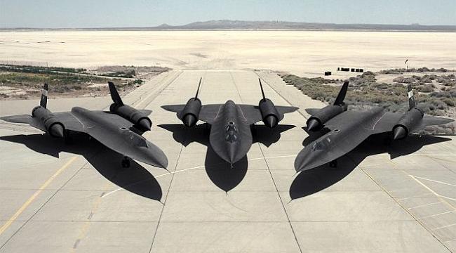 Dünyanın en hızlı ve gizemli uçağı SR-72 hakkında bilinenler