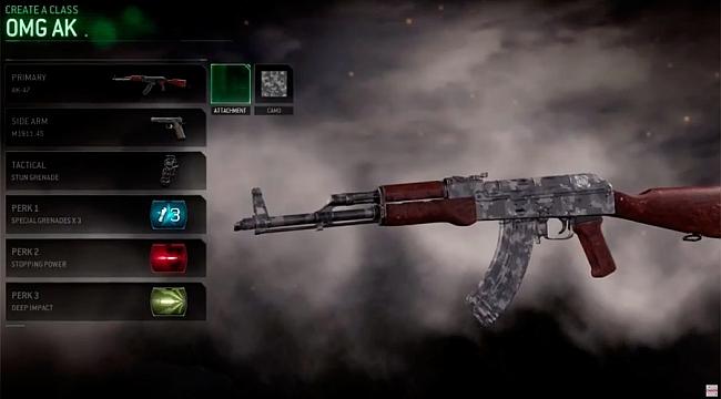 Efsanevi Kalaşnikof Silahları İlk Kez Bir Oyunda Lisanslı Olarak Yer Alacak!