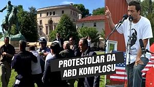 Erdoğan'ı Protesto Ettiren Gizli Servis mi?
