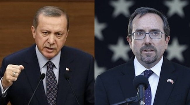 Erdoğan says US envoy Bass not welcome in Turkey