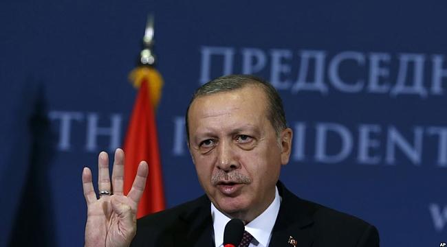 Erdoğan: Vize Yasağı Dostluğa Sığmaz