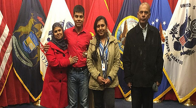 Family of dead Muslim recruit sues Marines for $100 million