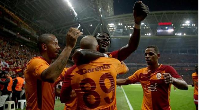 Galatasaray 3 - 2 Karabükspor Maçın Özeti 30.09.2017