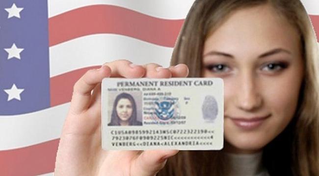 Green Card Başvuruları Yeniden Başladı