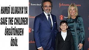 Hamdi Ulukaya'ya Göçmen Ödülü