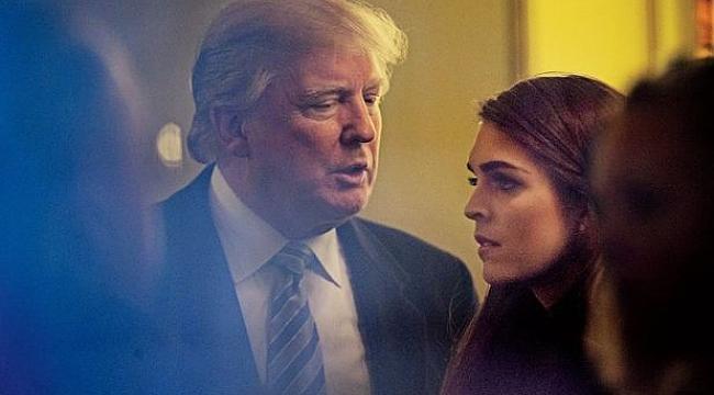 Hiç Tecrübesi yok Ama Trump'ın Sağ Kolu