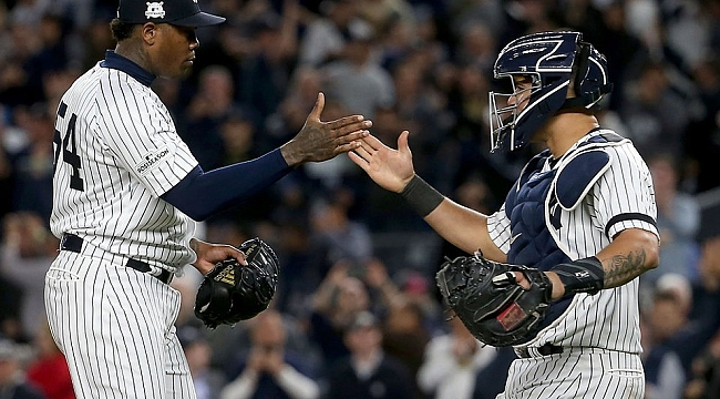 Just like the '90s, bullpen brilliance gives Yankees hope of a long October run