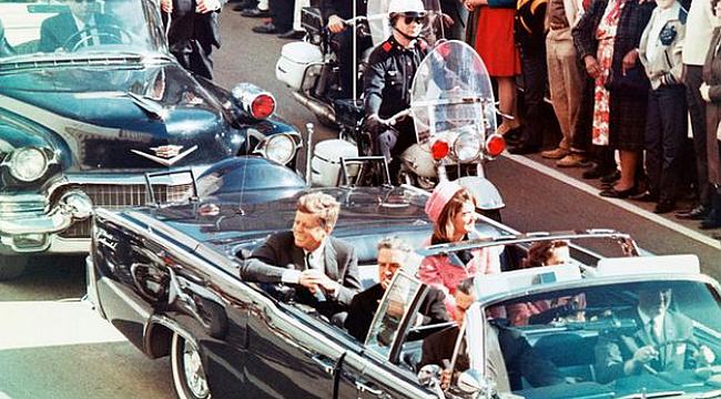 Kennedy suikastının sırları açığa çıktı!