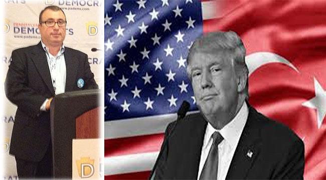 Murat Güzel'den Trump'a Çağrı