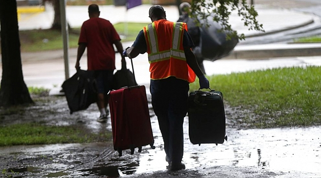 Nate downgraded to tropical storm, more than 100k without power in Mississippi and Alabama