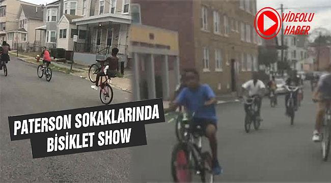 Paterson'da Bisiklet Şov