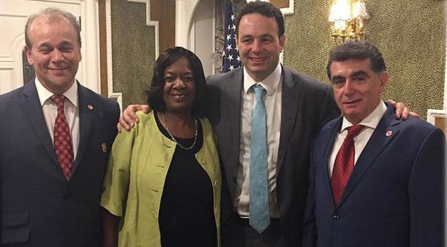 Paterson'da Yeni Başkan Ruby Cotton