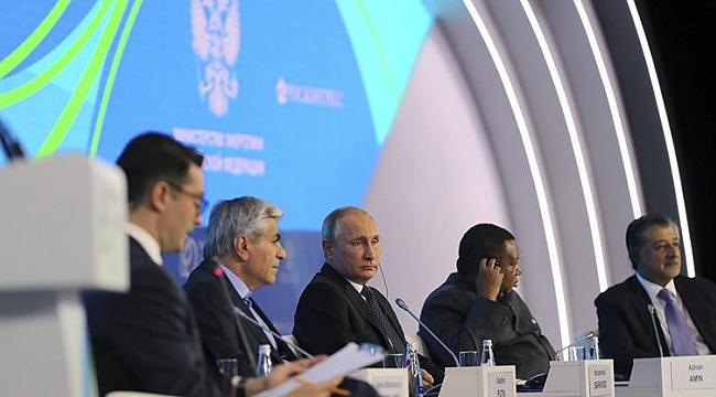 Putin: Petrol Fiyatları artar